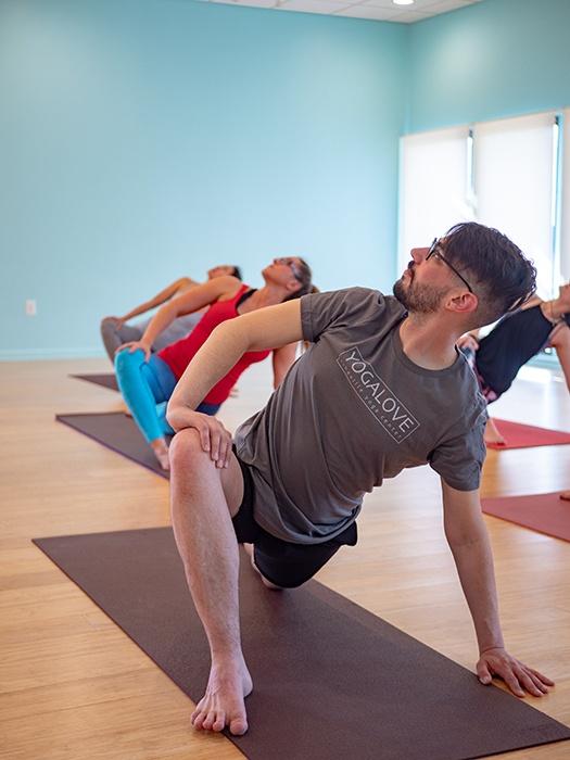 Asheville Yoga Center - A Look at Asheville