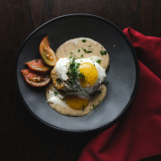 Eggs Benedict from Strada Italiano