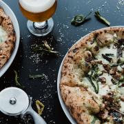 White Labs & Kitchen Pizza