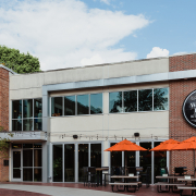 Exterior of White Labs Kitchen and Tap Asheville NC