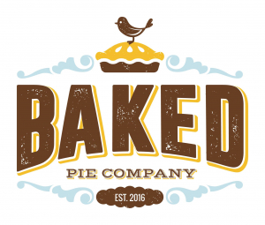 Baked Pie Company full color logo