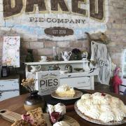 Lobby area of Baked Pie Company