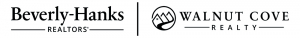 Beverly Hanks and Walnut Cove Realty Logo